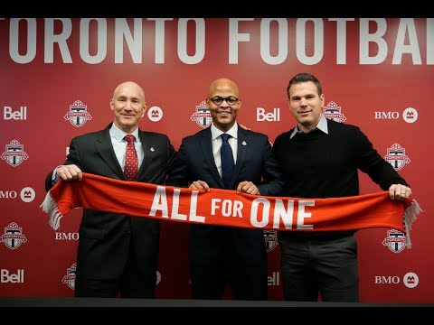 Video: Ali Curtis Named Toronto FC General Manager - January 3, 2019