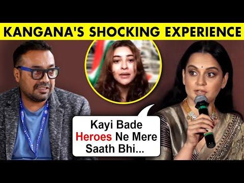 Kangana Ranaut SLAMS Anurag Kashyap | Shares Horrific Incident | SUPPORTS Payal Ghosh