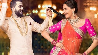Video LIVE Sonam Kapoor's AMAZING Dance At Wedding Reception MP3, 3GP, MP4, WEBM, AVI, FLV Mei 2018