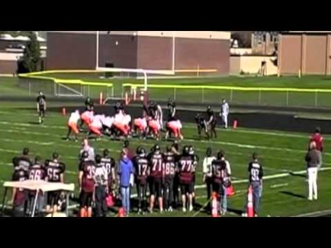 Brad Clark attica senior highlight film (2010)
