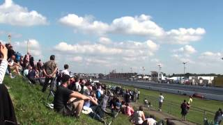 Download Lagu Top Fuel Drag Bike Crash Filippos Papafilippou at Santa Pod Raceway 2014 HD Mp3