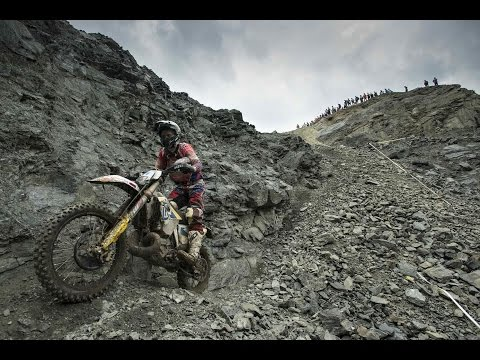 Red - CLICK for more Hard Enduro http://win.gs/1exDN2F Romania's toughest enduro race went off in epic fashion, and featured some of the most rugged terrain and head to head competition in the event's...