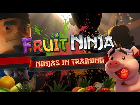 Video of Fruit Ninja
