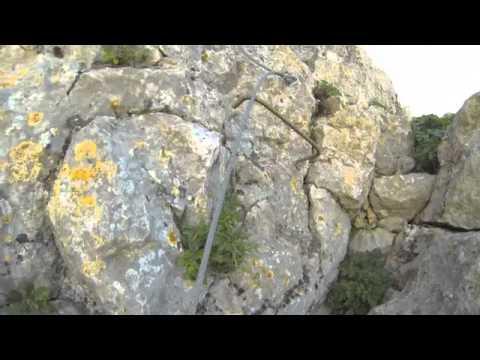 Vía ferrata Cerro Virgen de Gracia, Archidona