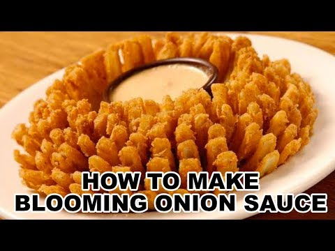 How To Make Blooming Onion Sauce - RIPOFF RECIPE