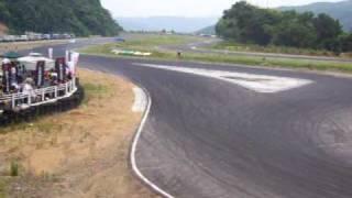 MSCチャレンジ2009 Round.5  in YZサーキット 東コース 7