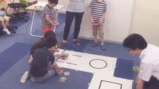 第1回ロボットプログラミング教室レポート