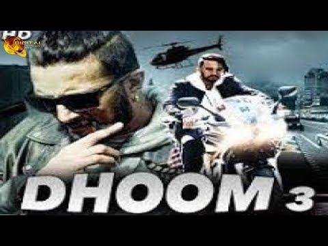 Dhoom 3 | Dubbed Hindi Action Movie | RahulDev | Vijay Ragavendra | JeniferKotwal | Full HD