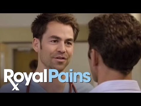 Royal Pains 3.11 (Clip 2)
