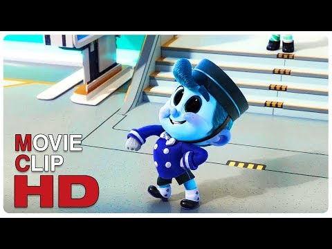 DanTDM as Eboy Extended Scene - WRECK-IT RALPH 2 (2018) Movie CLIP HD
