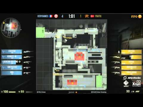 Fnatic FFO: Fnatic vs VeryGames - English
