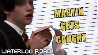 Martin Sneaks into the Girls' Locker Room: Waterloo Road