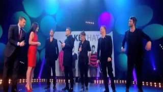 Take That, Happy Now - Live! - Red Nose Day 2011