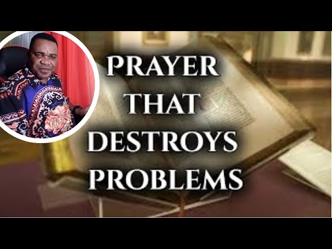 idika.gr - Idika Imeri ministries Television presents: Prayer that destroys problems-Idika Imeri Support and contribute to Idika Imeri ministry AT : www.idikaimeriminis...