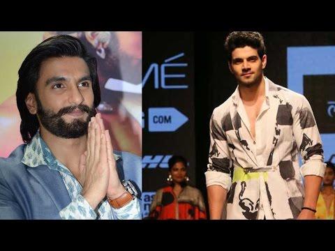 Sooraj Pancholi: I Like Ranveer Singh A Lot