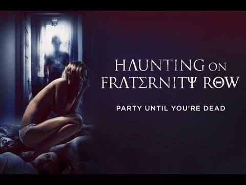 HAUNTING ON FRATERNITY ROW Trailer Horror Movie