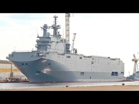 France - A senior Russian defence official has announced that France will go ahead with the delivery to Russia of one of two Mistral helicopter carriers. But France has not confirmed Dmitry Rogozin's...