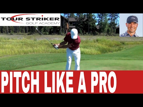 Tour Striker – Backspin – The Secret To The Spinning Pitch Shot