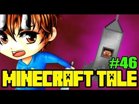 Let's Play A Minecraft Tale Ep. 46 - HELICOPTER-STYLE!