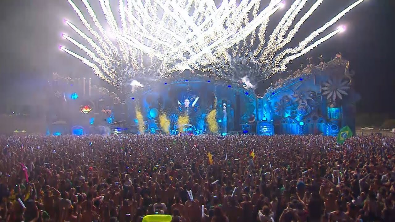 Armin van Buuren - Live @ Tomorrowland Brasil 2016