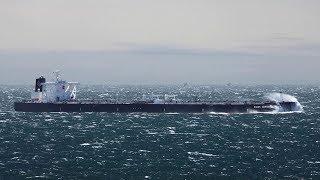 "Video Crude Oil Tanker ""ENEOS ARROW"" JX Ocean MP3, 3GP, MP4, WEBM, AVI, FLV Oktober 2018"