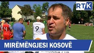 Mirëmëngjesi Kosovë - Kronikë - Turneu i futbollit Manheim 12.07.2018