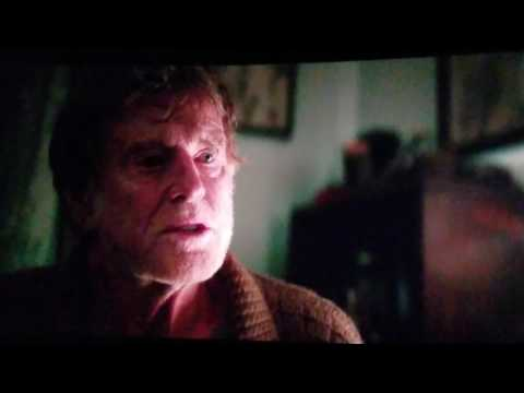 Pete's Dragon scene: Robert Redford talks magic