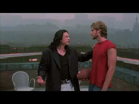 "The Room - ""Oh Hi Mark"" (Blu Ray) [1080p]"