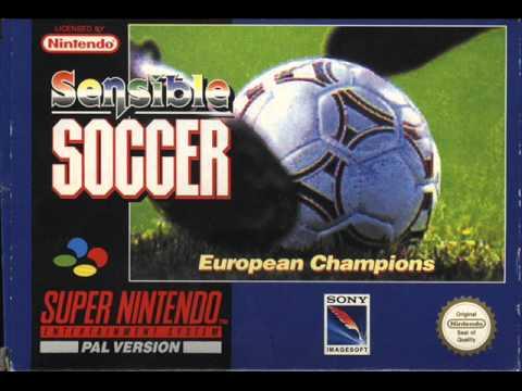 Sensible Soccer : European Champions Super Nintendo