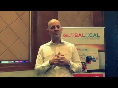 globalocal - Lasse Holm from Holm Print Management talks about his experiences at the Globalocal 2013.
