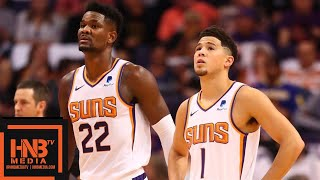 Dallas Mavericks vs Phoenix Suns Full Game Highlights | 10.17.2018, NBA Season