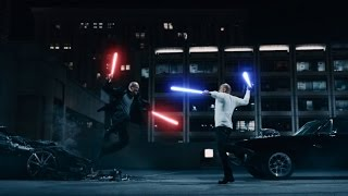 Nonton Furious 7 Street Fight With Lightsabers Film Subtitle Indonesia Streaming Movie Download