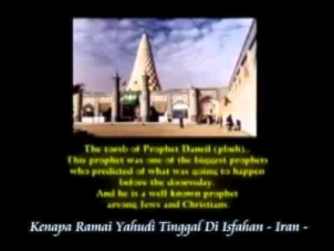 Kenapa Yahudi suka tinggal di Isfahan, Iran?