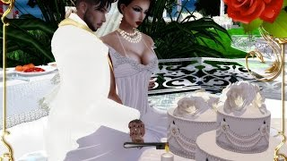 Casamento Imvu Rick e Angelique Gonzales