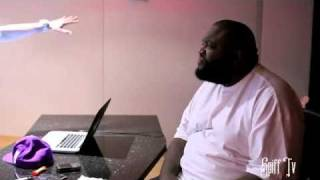 Rick Ross In The Studio With Cool & Dre