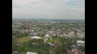 Pekanbaru Indonesia  City new picture : Landing in Pekanbaru, INDONESIA