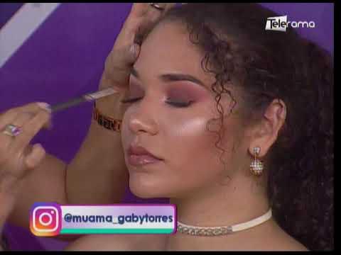Recordando el maquillaje de los años 90's
