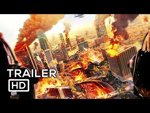 ERUPTION LA Official Trailer (2018) Disaster Sci-Fi Movie HD