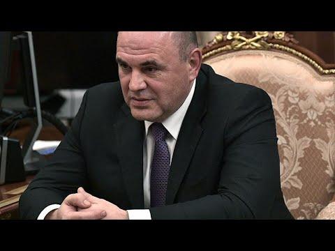 Πρωθυπουργός της Ρωσίας ο Μιχαήλ Μισούτσιν