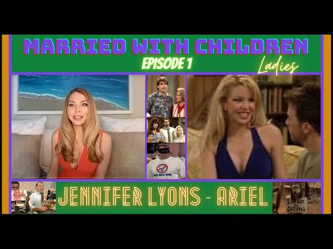 Jennifer Lyons - Ariel - The Girls of Married With Children - Episode 1