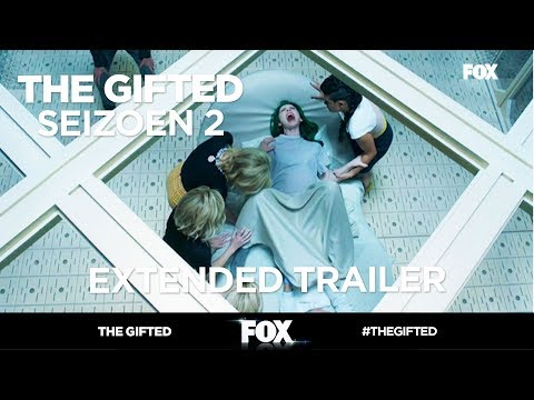 THE GIFTED | Official Season 2 Comic Con Trailer | FOX
