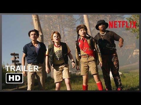 Rim of the world - Netflix Original Trailer - 2019