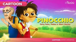Pinocchio Kids Story  Fairy Tales Bedtime Stories For Kids