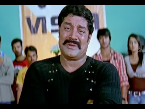 Badradri Full Movie Scenes - Srihari urges the doctors to save Badradri people - Nikitha, Raja