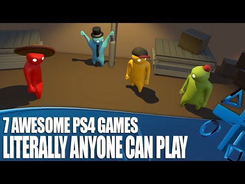 7 Awesome PS4 Games Literally ANYONE Can Play