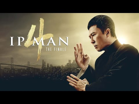 Ip Man 4: The Finale Full Movie (1080p)