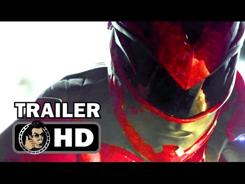 Power Rangers Trailer 2 Starring Bryan Cranston