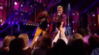 """[Full] Team Jessie J performing """"Canned Heat"""" The Voice UK Live Show Results 3"""