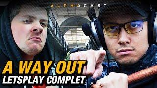 Video A Way Out ► Lets Play complet en Coop avec Locklear MP3, 3GP, MP4, WEBM, AVI, FLV Juni 2018