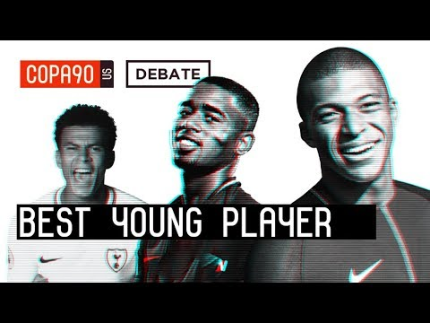 Video: Who is The Best Young Player in The World? | COPA Debate